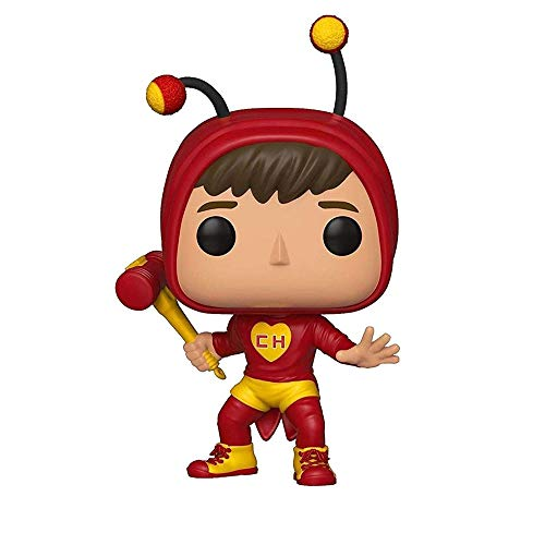 Funko POP! Television: El Chavo - El Chapulin Colorado,Multicolor