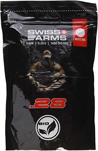 Swiss Arms KA-BB-06-WH Billes Bio Blanche 0,28 gr