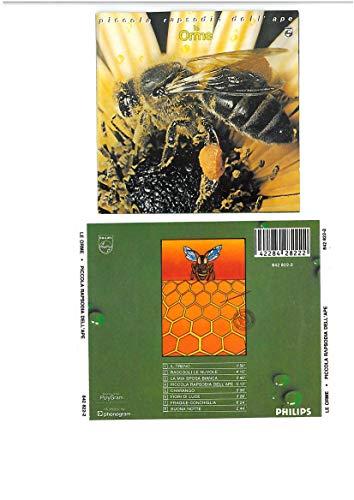 Piccola rapsodia dell'ape (1990 prima edizione - timbro siae)