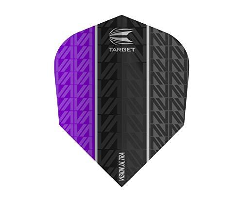 Unbekannt Target Darts Vapor 8 Black Vision Ultra Flight, violett