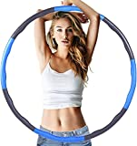 Best Hula Hoops - Xiakolaka Exercise Hula Hoops for Adults Weight Loss Review
