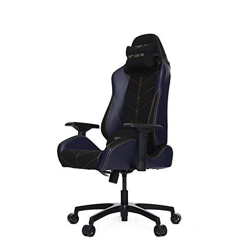 Vertagear gaming chair, Large, Midnight Blue