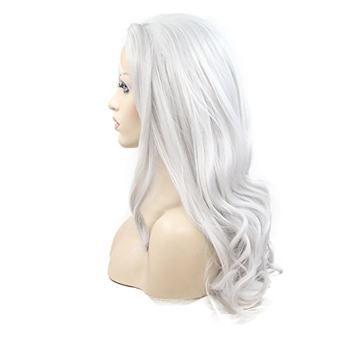 Updo lace front wigs _image4