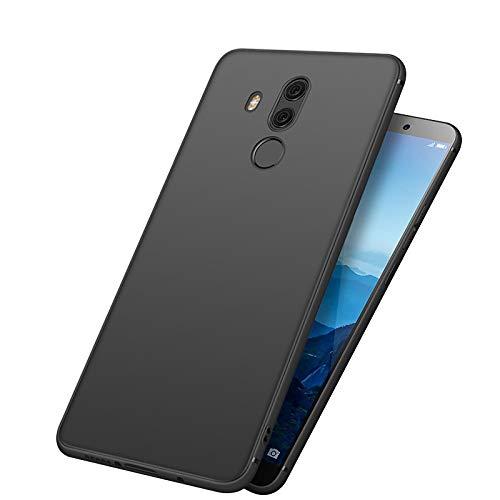 Olliwon Funda Huawei Mate 20 Lite, Ultra Slim Silicona TPU Carcasa Anti-Arañazos y Antideslizante 360 Cover Case para Huawei Mate 20 Lite Nergo