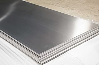 (2) Pieces of 430 Stainless Steel Sheets, 24Ga. 48