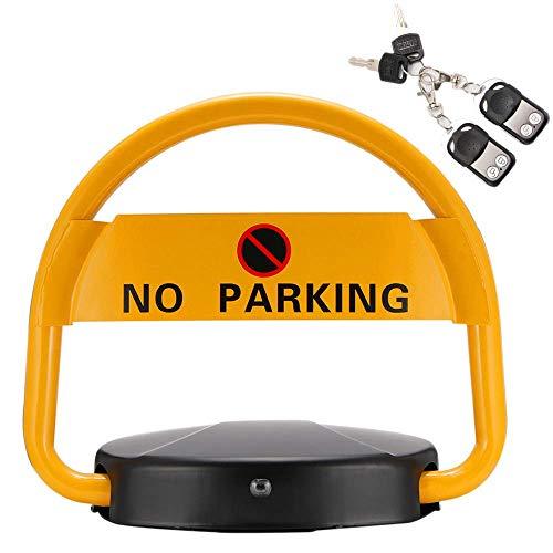 WYZXR Automatisches ferngesteuertes Parkschloss, intelligentes Induktions-Carport-Parkschloss für Autos, wasserdichte Hochleistungs-Kollisionsgaragenbarriere