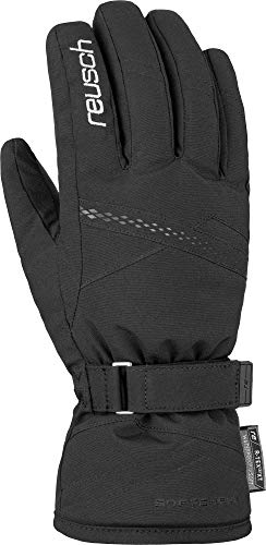 Reusch Damen Hannah R-TEX XT Handschuh, Black/Silver, 7
