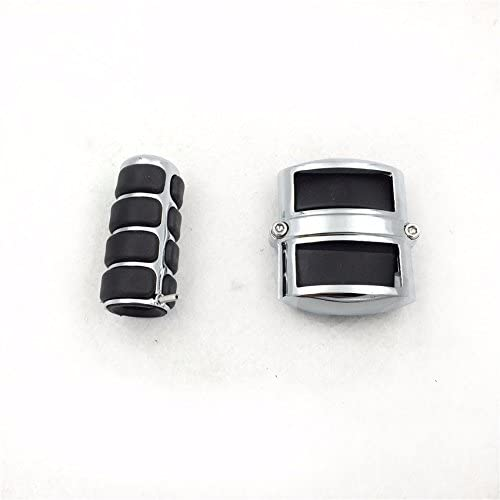 XKH Group New Chrome Gear Shift Brake All items free shipping for free 650 Star Cover Pedal V