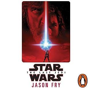 Star Wars: The Last Jedi cover art