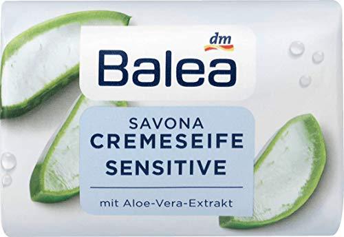 Balea Seifenstück Savona Cremeseife, 150 g (Sensitive)