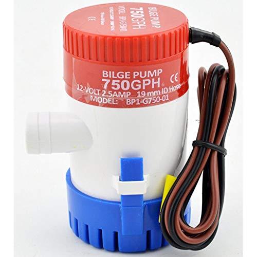 Yongse 12 V 750 GPH wigpomp boot dompelpomp niet automatisch