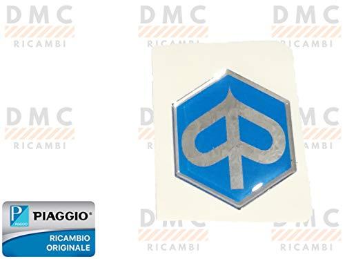 Logo Sticker voor Piaggio APE 50 Original PIAGGIO 264089