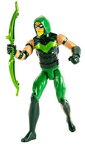 Justice League Figura Flecha Verde, 30 cm (Mattel FBR06) , color/modelo surtido