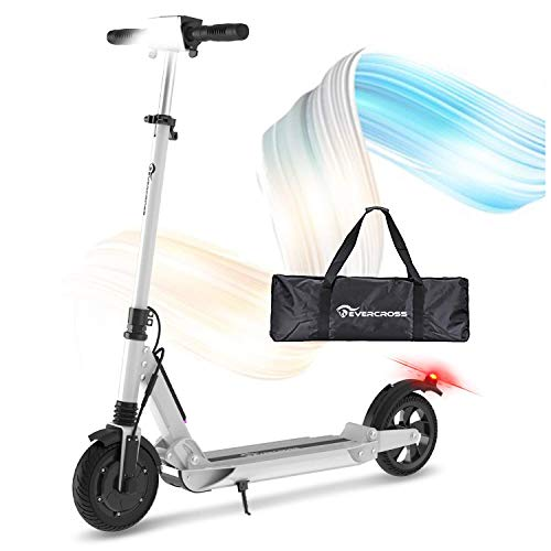 RCB Elektroroller Erwachsene Electric Scooter 30 km/h, 350W Motor, Anti-Rutsch-Reifen und LCD-Bildschirm, wasserdicht, E-Scooter für Erwachsene und Jugendliche