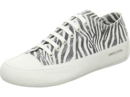 Candice Cooper Rock Größe 40 EU Mehrfarbig (Bianco/Bianco Tiger)