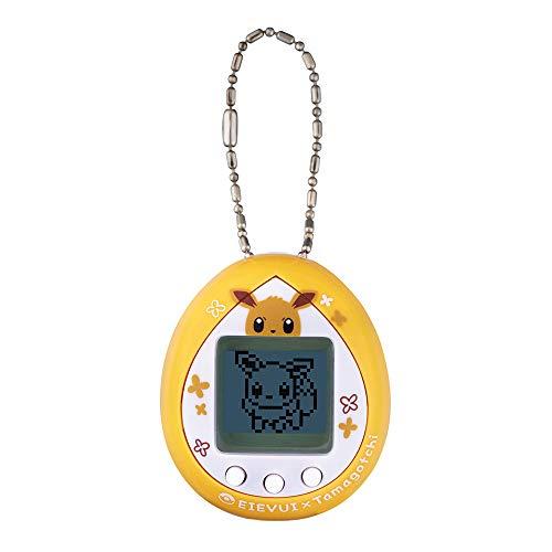 Bandai Pokemon Eevee x Tamagotchi I Love Eevee Ver. Keychain Size