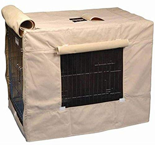 Petmate Precision Pet Indoor/Outdoor Crate Cover