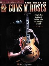 Signature Licks: The Best of Guns N' Roses: Guitar Tab