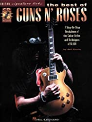 Partition : Guns\' N Roses Best Of Signature Licks