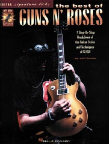Guns N' Roses: The Best Of Signature Licks