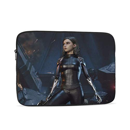 Alita Battle Angel Notebook Sleeve Bag Laptop Portable Protective Fashion Briefcase Ultra Tablet Cover Computer Case 12 inch