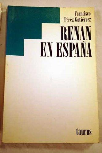 Renan en España