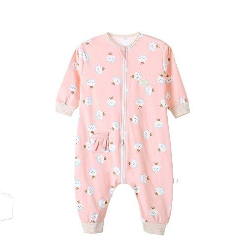 Pijama de bebé Linda del muchacho del bebé del saco de dor