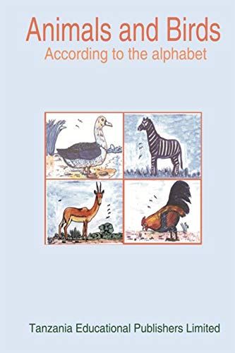 Animals and Birds According to the Alphabet (English Edition)