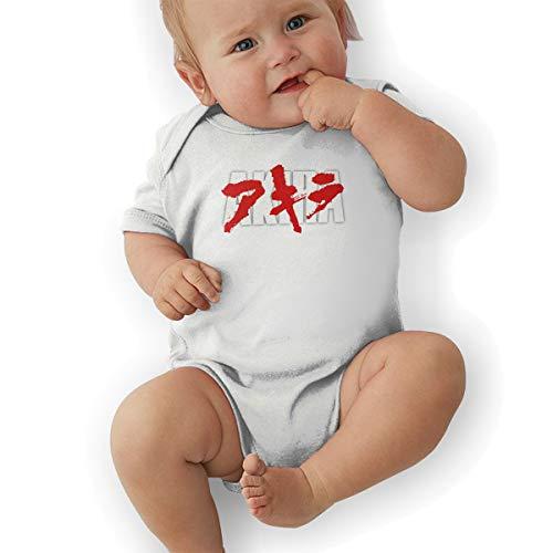 アキラ (5) ベビー ロンパース ベビー服 子ども 半袖ボディースーツ 肌着 夏 かわいい 出産祝い プレゼント