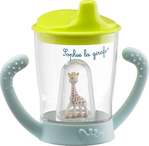 Sophie La Girafe Mascotte Tasse Anti Fuite