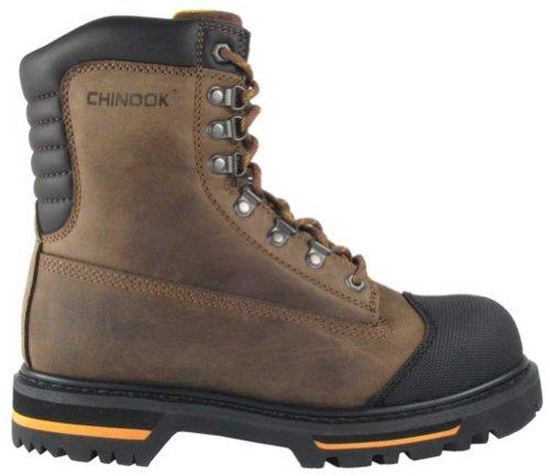 Chinook Footwear Men's Tarantula-10.5-Brown