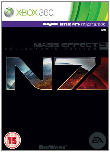 Mass Effect 3: N7 Collector's Edition (Xbox 360) [UK IMPORT]