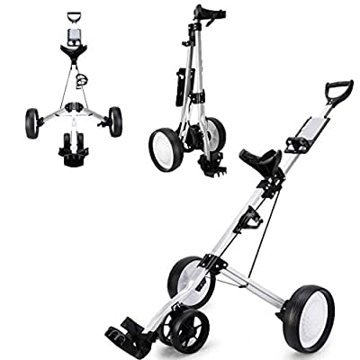 DailyValley Golf Pull Cart