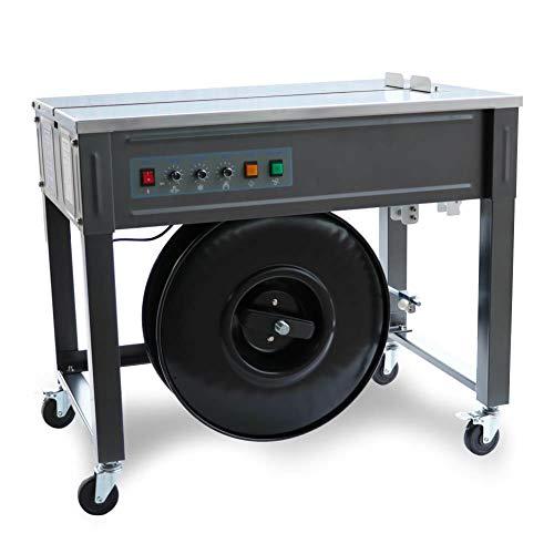 BULTO Umreifungsmaschine, halbautomatisch, inkl. 2x 3.000 m Umreifungsband