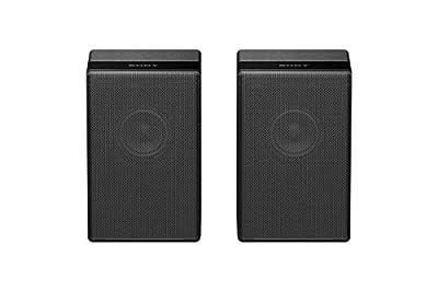 Sony SA-Z9R Wireless Rear Speakers for HT-ZF9 Soundbar - Black by Sony