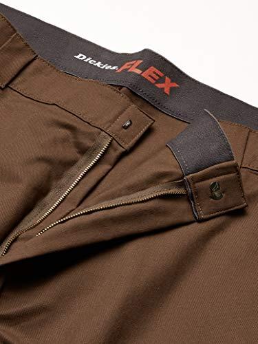 Dickies Men's 11 Inch Flex Flat Front Active Waist Short