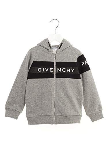 Givenchy Luxury Fashion Mädchen H15117A47 Grau Polyester Sweatshirt | Herbst Winter 19
