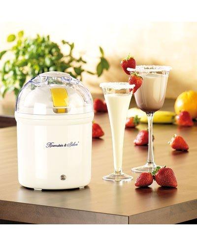 Rosenstein & Söhne Joghurtzubereiter: Joghurt-Maker für 1 Liter frischen Joghurt (Yogurtmaker)