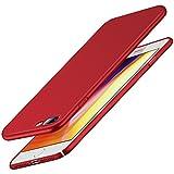 RANVOO Dünne Hülle kompatikel mit iPhone 7/8 Plus, Matt Leicht Slim Anti-Fingerabdruck Case Schale...