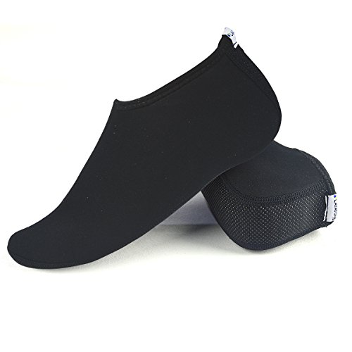 LayaTone Wetsuits Socks Water Socks Adults 2.5mm Neoprene Socks Beach Diving Surfing Canoeing Socks Fins Swim Anti-Slip Scoks Water Sports Socks Shoes Men Women