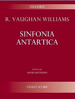 Sinfonia Antartica (Symphony No. 7): Study score