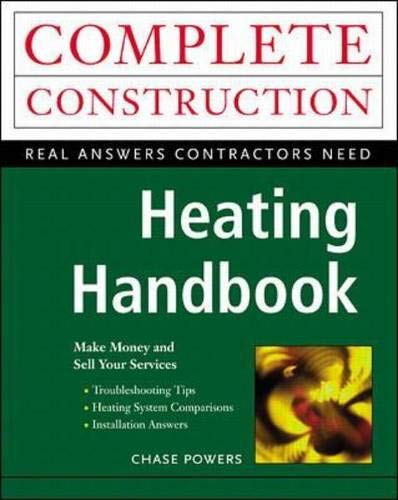Heating Handbook (McGraw-Hill's complete construction series)