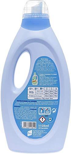 Norit Ropa de Bebé y Pieles Atópicas Detergente Líquido – 1125 ml