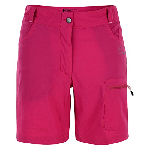 Dare 2b Damen Melodic Shorts – Electric Pink, Größe 10UK,36EU