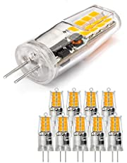 G4 LED Capsule Lampen AC/DC 12 V 10 W 15 W 20 W Halogeen G4 Lamp Equivalent Bi-Pin Base JC Type Energiebesparing G4 LED Gloeilamp
