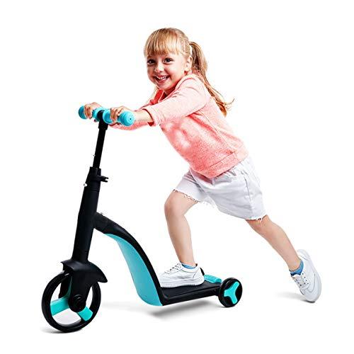monopattino elettrico ecy mobile Micro Scooter Reversibile 3 in 1 e Balance Bike Bike Rotazione a 360 Gradi