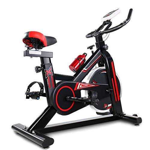 GWXSST Bicicleta de spinning bicicleta estática ultra silencioso interior Pérdida Deportes Aptitud de la bicicleta Peso del equipo aerobic fitness bicicletas equipo de pérdida de la bicicleta estática