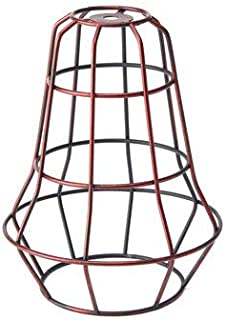 Vintage Pendant Trouble Tower Shape Hanging DIY Lampshade - Lighting Accessories Pendant Light Accessories - (05) - 1x Lampshade (Bulb is NOT included)