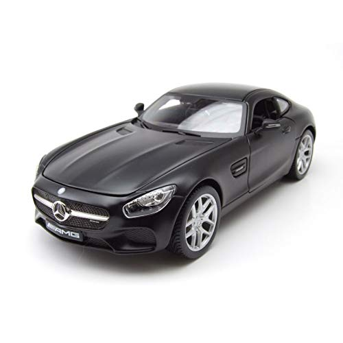 TAVITOYS- 1/24 Special Mercedes-Benz Rojo (31134R), colores
