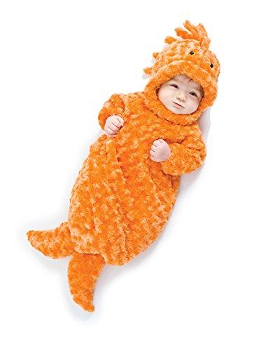 Underwraps Baby's Gold Fish Bunting